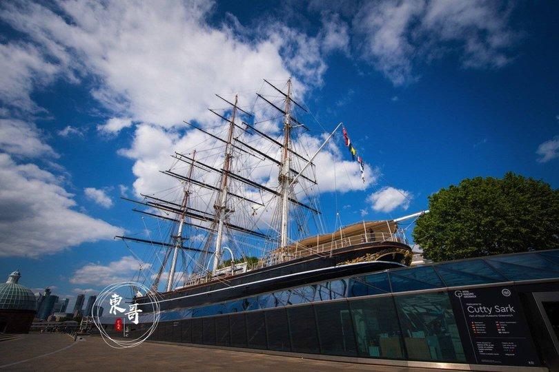 Royal Museum Greenwich Cutty Sark