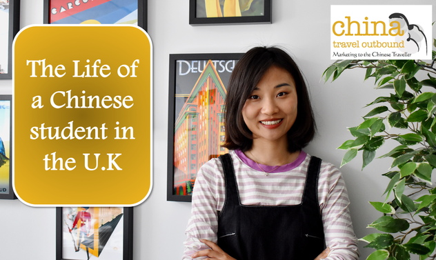 Video interview: 'The life of a Chinese student in the U.K'